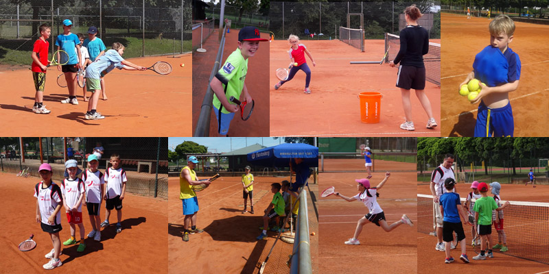 TSV Tennis Training